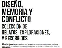 Diseño, memoria y conflicto