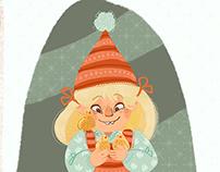 Seasonal Illustrations 2013.