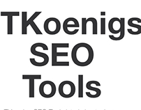Tkoenigs seo Tools