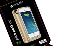 mophie Package Design and Production