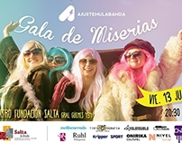 Ajustemulabanda - Gala de Miserias