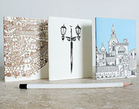 Mini notebooks pack1