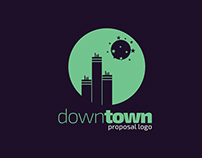 Proposal logo for nighty-town