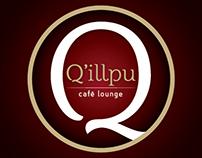 QILLPU café lounge - logotipo