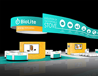 BioLite Outdoor Retailer Design