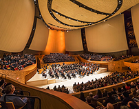 Stanford University, Bing Concert Hall