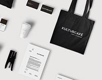 Kulturcafe - Brand Identity