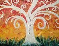 Bernadette's Wedding Guest Tree