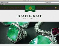 Rungsup Fine Jewelry Website