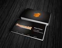 Przeprowadzki business card