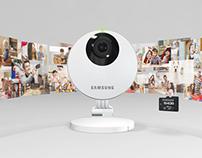 Samsung SmartCam HD PRO 'Promotion Movie'