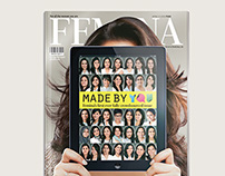 Femina 'Made by You' Campaign