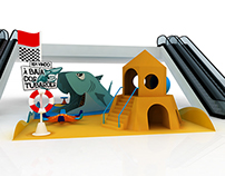 SHARK BAY | Children's Playground