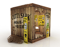 CUTTY SARK | Multi Channel Brand Activation