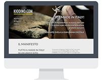 Kiodino website