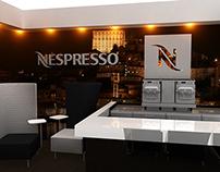 NESPRESSO | Airport Coffee Corner