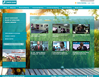 Union Bank Website