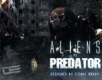 Aliens Vs Predator // Realism graphics