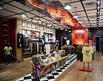 Concept Store Ed Hardy