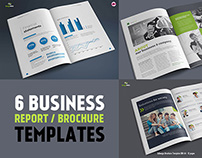 Professional Brochure Templates