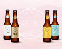 Rebrand concept Craft Beer