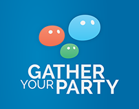 Gather Your Party 2.0 LOGO