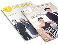 U SUCCESS MAG / Aviance / Unilever Thailand