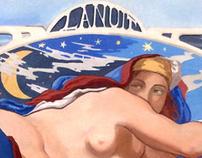 The art of fresco / 2011