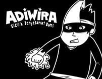 Fanart Adiwira Comic