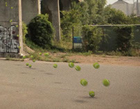 Tennis Balls Composite