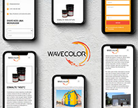 Wavecolor - Website