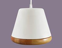 INDIGO - pendant lamp