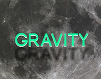 GRAVITY - Font Flag