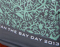 Clean the Bay Day t-shirt