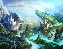 Prime new world (Game music)
