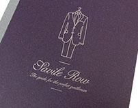 Savile Row paper swatch