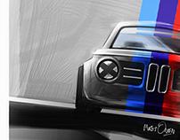 BMW M Classic Mod