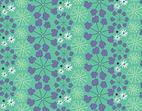 Circle Flower Pattern