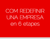 JMDM com redefinir una empresa