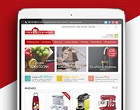 Minidomestic OnLine Store