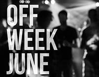 OFF WEEK '14
