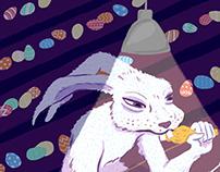 Easter Bunny's Off-Season