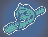 Softball Team Logo
