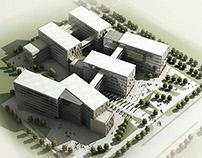 Immeuble de Bureaux à Pudong