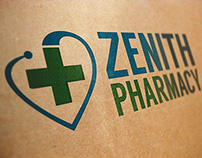 Branding: Zenith Pharmacy
