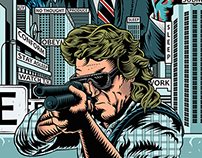 They Live (1988) - Movie Poster