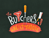 The Butchers of Great Thorne - Blog Design
