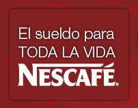 Nescafe Sueldo 2011