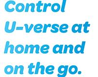 AT&T U-verse - Poster Series