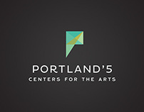 Portland'5 : Centers for the Arts